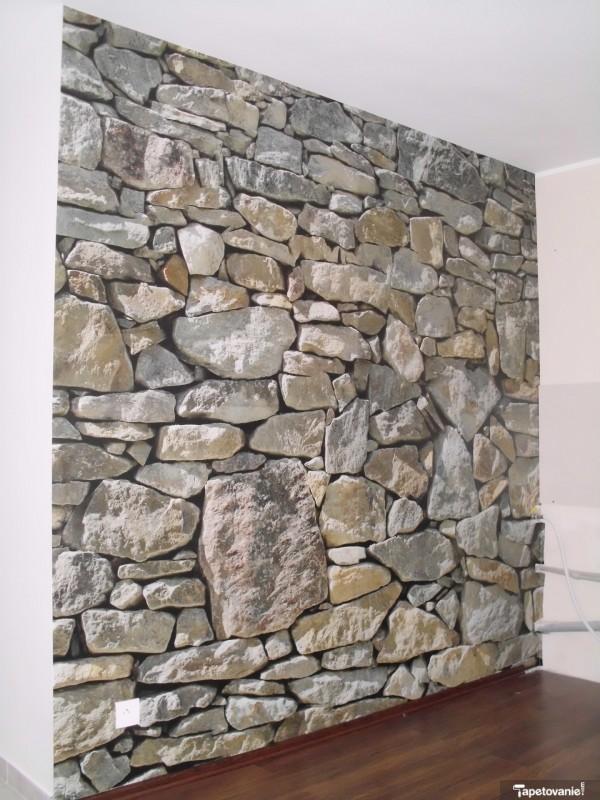 Perfect Komar Stone Wall Mural Limit Tapetovanie Uk 225 Ky In Talovan 253 Ch Tapiet  A Fototapety Images